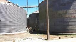 Silo armazenador de grãos semi novo