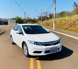 * Carolina- Honda Civic 1.8 Flex - Modelo: Lxs Automático Ano: 2015
