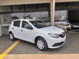Renault Sandero 1.0 Authentique Flex - 2017/2017 - R$ 33.990,00