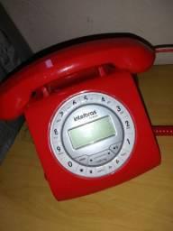 Telefone com fio ( novo )