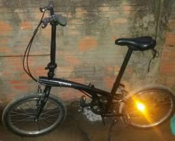 Bicicleta Dobrável  B'twin Tilt 100
