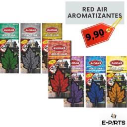 Aromatizantes RED AIR