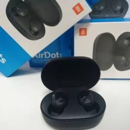 Fone Bluetooth Original XiaoMi Airdots (parcelamos em até 10 vezes sem juros)