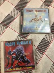 CDs iron maiden