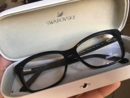 Armação de óculos Swarovski