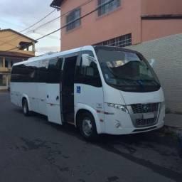 Micro onibus w9 volare com vivida 2014