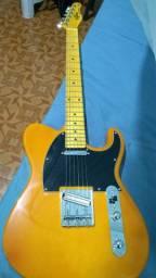 Guitarra Tagima Tele + Capa + Caps Malagoli