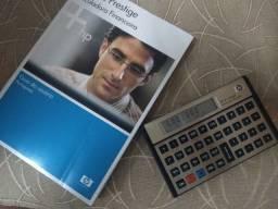 Calculadora Financeira HP 12 C Prestige