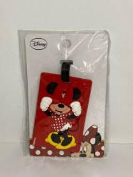 Tag para mala de viagem da Minnie Mouse