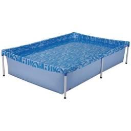 Piscina 1000 Litros Azul MOR