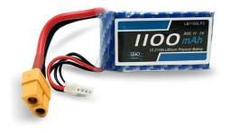 LB1100LP3 - Bateria 11.1V - 3S - 1100mAh - 30C/60C - XT60