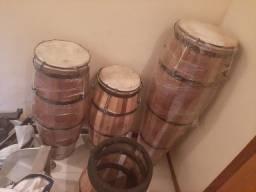 3 Atabaques Rum // Rumpi // Le
