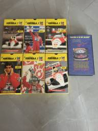 VHS Ayrton Senna