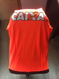 Camisa Atlético Paranaense Laranja