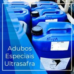 Adubos líquidos Ultrasafra fertilizantes