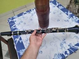 Clarinete Relíquia Afinação em dó 13 Chaves muito linda oferta
