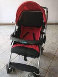 Vendo carrinho de bebê novinho