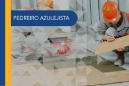 Vaga p/ Pedreiro Azulejista em São Vicente