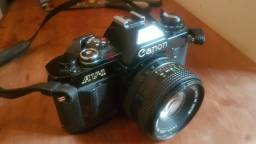 Câmera Canon Av1 perfeita
