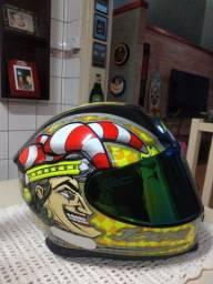 Vendo capacete axxis 350,00