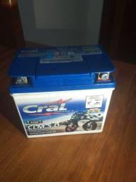 Bateria para moto CLM 5