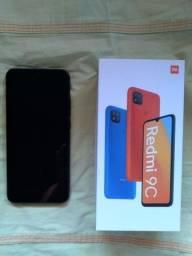 Celular Xiaomi Redmi 9c Dual sim 32gb 2gb Ram Juazeiro/Bahia