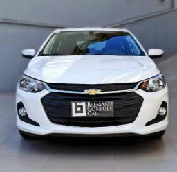 Chevrolet Onix 1.0 Turbo LTZ 2020 - 12.000km - Único dono