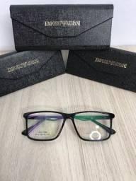 Óculos Empório Armani armação resistente nova