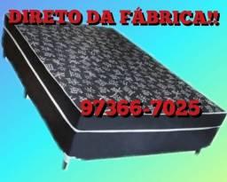 Cama Box Casal $379,99!!! Entrega Grátis, Direto da Fábrica!!