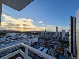 Flat com 1 dormitório à venda, 21 m² por R$ 190.000 - Manaíra - João Pessoa/PB