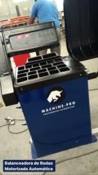 Balanceadora de Rodas Automática | Machine-Pro | Equipamento Novo