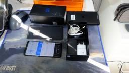 Vendo Samsung Galaxy S9 (dual chip) preto em excelente estado + acessorios/nota