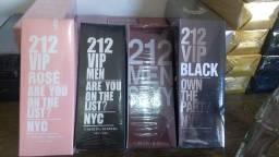 Perfume 212 Vip Black Masculino Edp 50ml