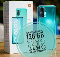 PROMOCAO NOTE 10 128 GB