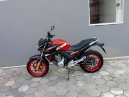 VENDO CB TWISTER 250F FLEX 2020 top