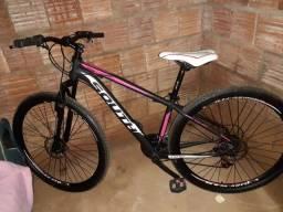 Vendo bicicleta aro 29 baik pra passeio 3 dias de uso