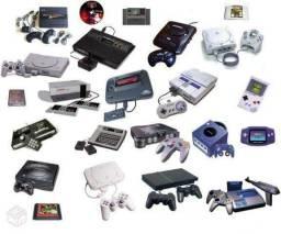 Video games antigos ou novos me interessam só entrar em contato
