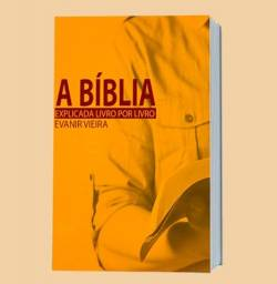 Livro A Bíblia explicada, livro por livro<br>- Evanir Vieira
