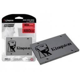 Promoção SSD 480 gb original Kingston - novos com entrega grátis