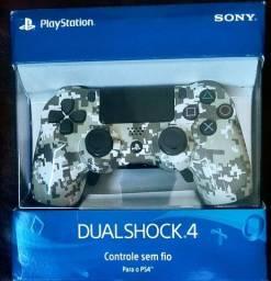 Controle sem fio para PS4