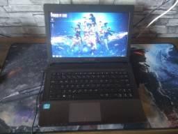 Notebook asus core I5 com HD DE UM TERA