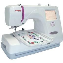 Máquina de bordar Janome MC350e