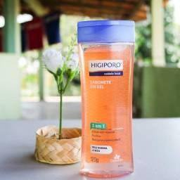 Sabonete Em Gel Higiporo Pele Normal A Seca 120g - Davene