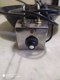 Fritadeira elétrica de tacho