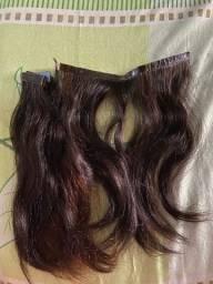 Vendo cabelo humano para aplique e mega hair