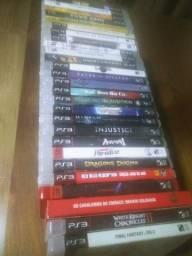 Jogos PS3 - A partir de R$20