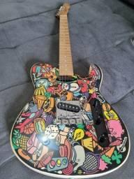 Guitarra Tagima Signature Custom Colors Marcinho Eiras (Aceita Troca)