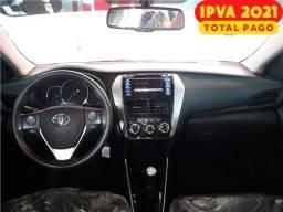Toyota Yaris 1.5 16v flex sedan xl manual