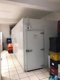 Câmara Refrigerada para Frutas, Legumes e Verduras