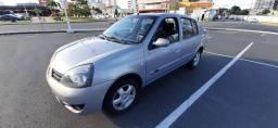 Clio Sedan 2007 1.6 completo *conservado*
